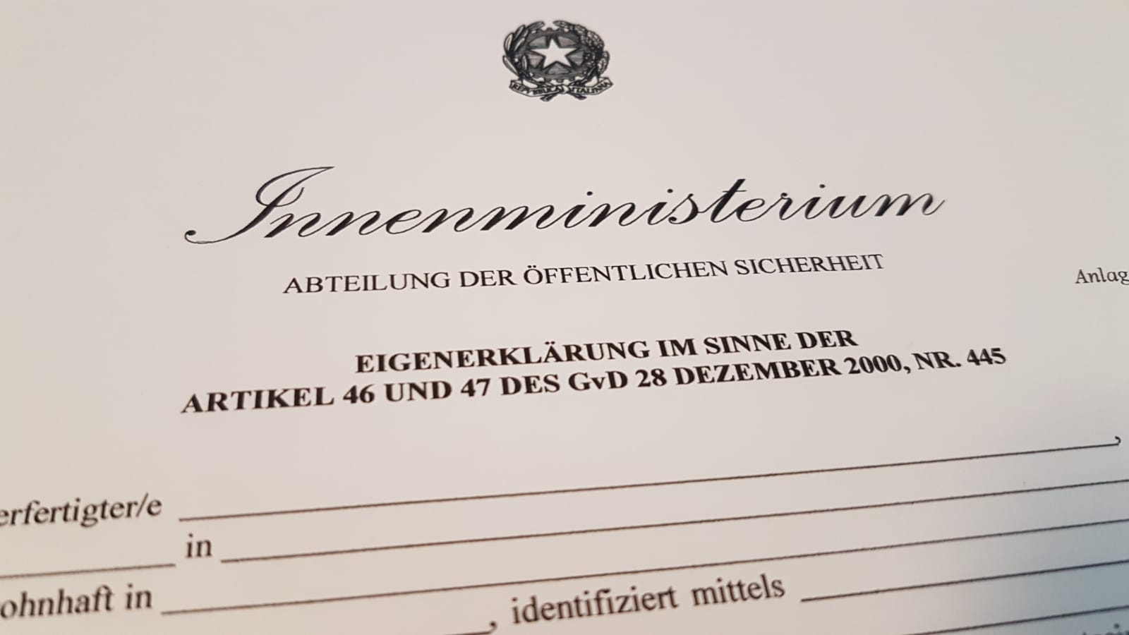 Die Eigenerklarung Ist Zuruck Unsertirol24 14