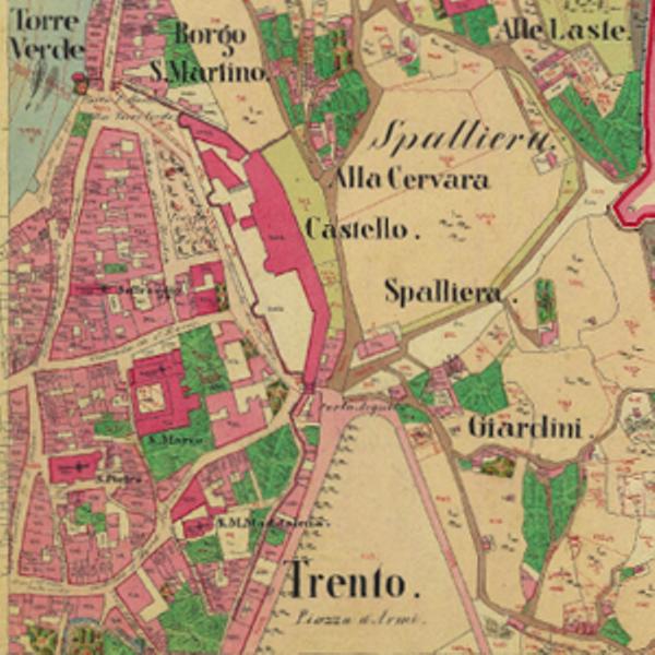 """""""I volumi del Catasto teresiano in Archivio provinciale ..."""
