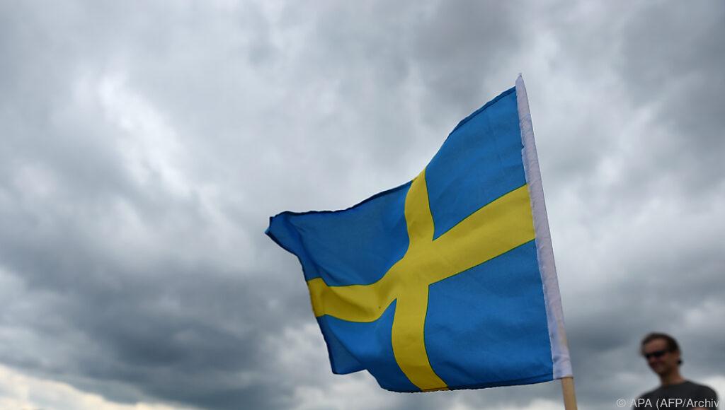 Coronatote Schweden