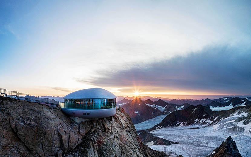 Pitztaler Gletscher Wetter